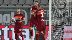 Спеція – Рома – 2:2. Відео голів та огляд матчу