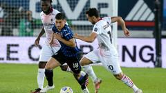 Маліновський потрапив до символічної збірної сезону Серії А за версією Opta