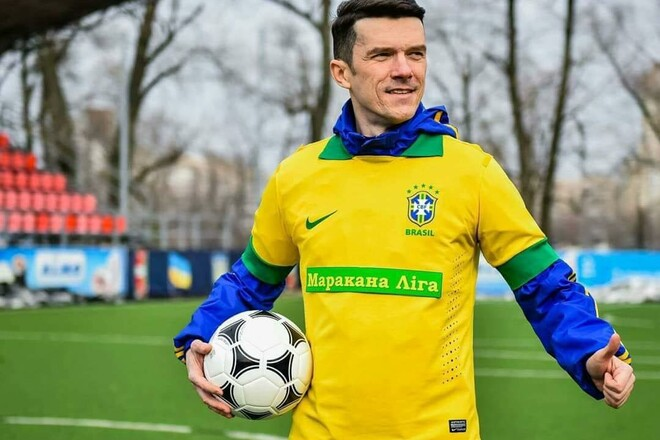 Сергей ХАРЧЕНКО: «Над мини-футболом всегда будет висеть дамоклов меч»