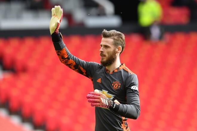Манчестер Юнайтед готов отдать Де Хеа в аренду