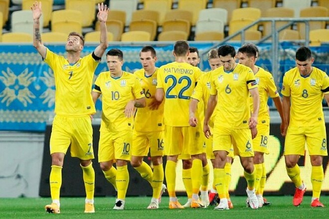 Сборная Украины появится в симуляторе FIFA