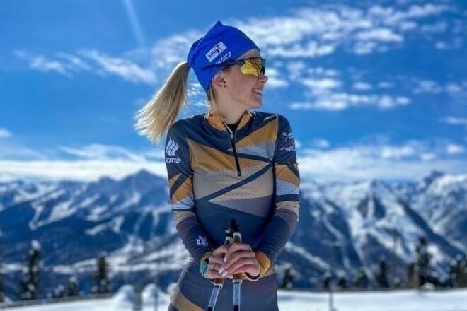 ВИДЕО. 21-летняя россиянка тренируется с женской сборной Украины