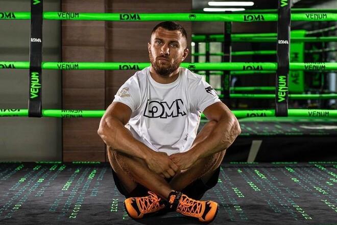 ВИДЕО. Ломаченко намекнул, что может драться в UFC