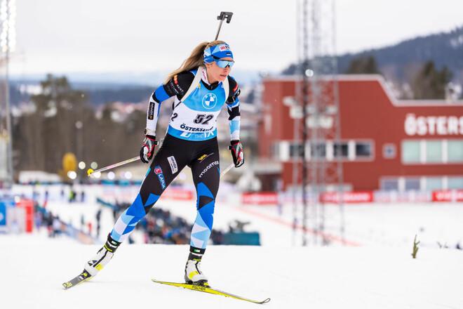 ФОТО. Известные эстонские биатлонисты обручились