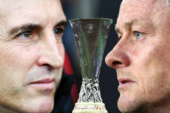 Вильярреал – Манчестер Юнайтед. Прогноз и анонс на финал Лиги Европы