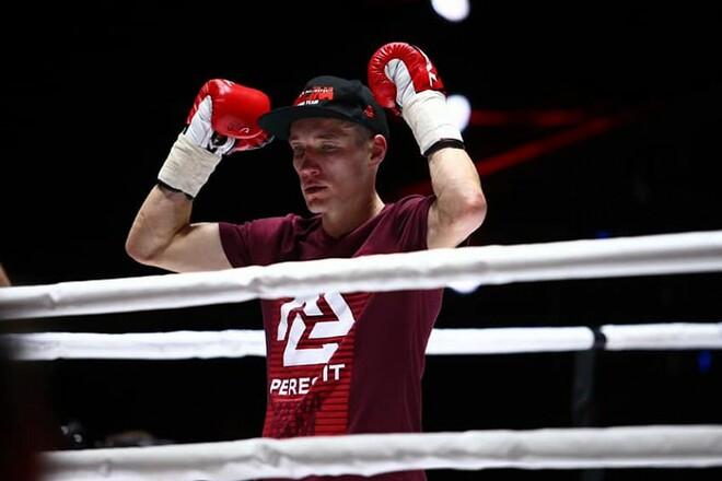 Непобежденный украинец Малиновский 12 июня проведет бой за титул WBO