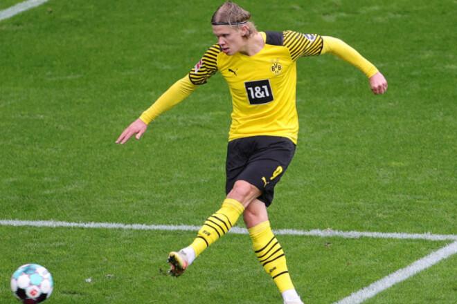 А как же Левандовски? Холанд признан лучшим игроком сезона Бундеслиги