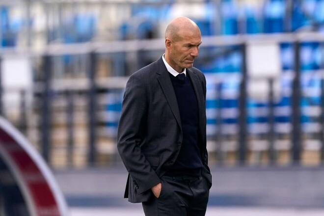 Зидан покинет Реал на следующей неделе. Ему уже нашли замену