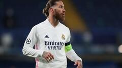 Серхио РАМОС: «Мне больно, что не сыграю на Евро»