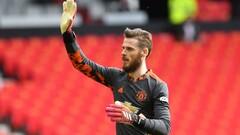 Манчестер Юнайтед готовий віддати Де Хеа в оренду