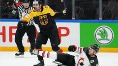 ЧМ по хоккею. Обзор матчей Германия - Канада и Чехия - Беларусь