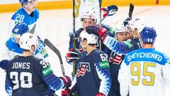 ЧМ по хоккею. США справились с Казахстаном, Дания выиграла в овертайме