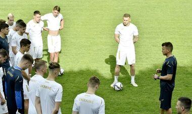 Мудрик и Супряга - в старте Украины U-21 на матч мемориала Лобановского
