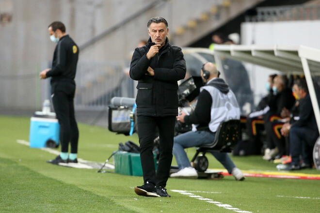 Он обогнал ПСЖ. Стало известно, где продолжит карьеру главный тренер Лилля