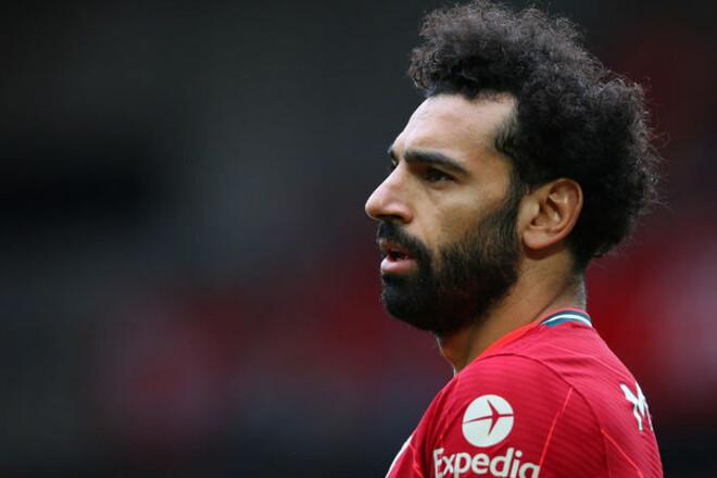 Салах стал лучшим игроком Ливерпуля в сезоне 2020/21