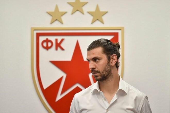 Екс-захисник Динамо і Баєра перейшов у Црвену Звезду