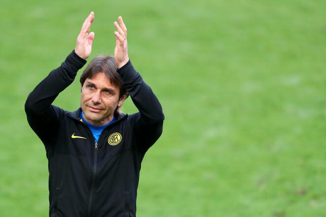 Известно, сколько Интер выплатит Конте за немедленное расторжение контракта