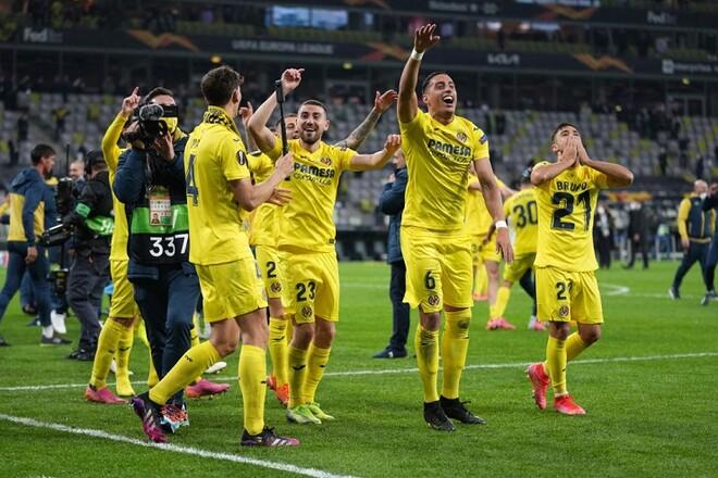 Судьбу трофея решили вратари. Вильярреал выиграл Лигу Европы, одолев МЮ