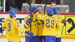 ЧМ по хоккею. Обзор матчей Швеция - Швейцария, Финляндия - Норвегия