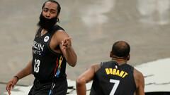 НБА. Бруклін розгромив Бостон, Дюрент, Ірвінг і Харден набрали 61 на трьох