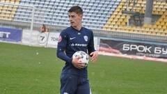 Александрия планирует подписать игрока, который играл за Минай