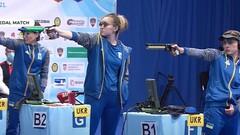 Жіноча збірна України завоювала золоті нагороди на чемпіонаті Європи