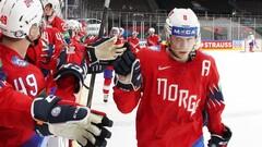 Канада – Норвегия, Беларусь – Великобритания. Смотреть онлайн. LIVE