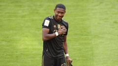 Алаба прибыл в Мадрид. Он подпишет контракт с Реалом