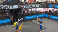 Украина проиграла Австралии в поединке олимпийской квалификации