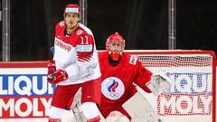 ЧМ по хоккею. Россия обыграла Данию, Казахстан сильнее Германии