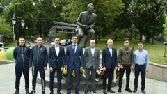 ВИДЕО. В Киеве почтили память Валерия Лобановского
