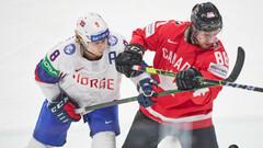 ЧМ по хоккею. Канада выиграла первый матч, Великобритания удивила Беларусь