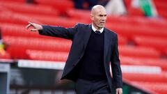 Зидан решил покинуть Реал немедленно