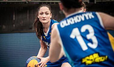 Украина уступила Японии в олимпийской квалификации