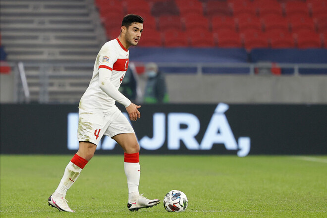 Турция – Азербайджан – 2:1. Видео голов и обзор матча