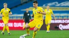 Малиновский — самый дорогой игрок сборной Украины на Евро-2020