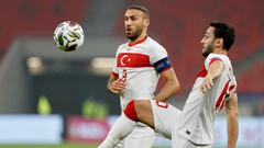 Турция переиграла Азербайджан в товарищеском матче накануне Евро-2020