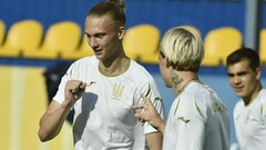 Украина U-21 – Узбекистан U-21. Смотреть онлайн. LIVE трансляция