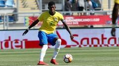 Витао вызван в олимпийскую сборную Бразилии
