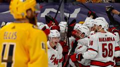 НХЛ. Кароліна вийшла до другого раунду, Монреаль обіграв Торонто