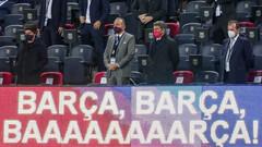 Президент Барселоны: «Мы не будем извиняться перед УЕФА. И пойдем в суд»