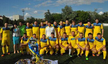 Ко Дню защиты детей в Киеве состоится благотворительный футбольный матч
