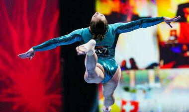 Украинские гимнасты выиграли два золота на этапе Кубка мирового вызова