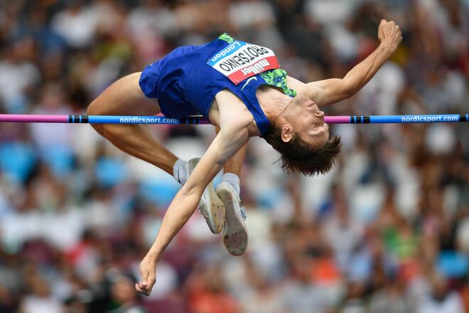 Проценко выиграл бронзу в прыжках в высоту на этапе Бриллиантовой лиги