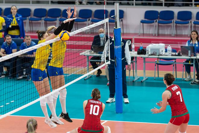 Украина – Болгария – 0:3. Текстовая трансляция матча
