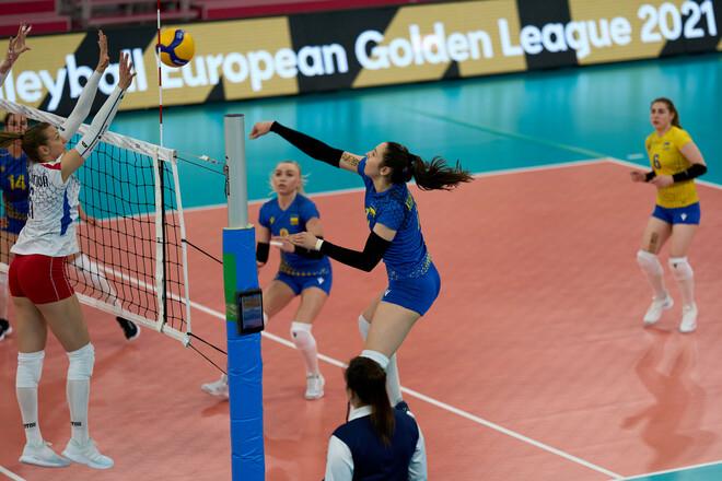 Украина – Болгария. Золотая Евролига. Смотреть онлайн. LIVE трансляция