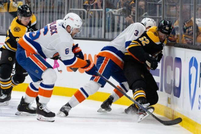 НХЛ. Бостон открыл второй раунд победой, Торонто и Монреаль ждет 7 матч