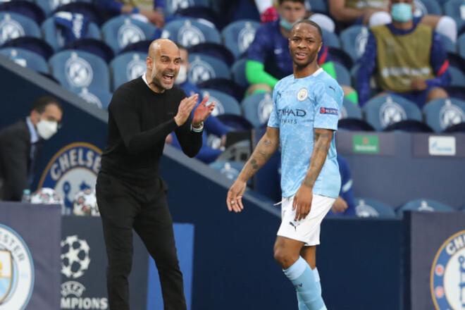 Снова расизм. Игроков Манчестер Сити оскорбляли после поражения в финале ЛЧ
