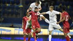 При Шевченко в сборной дебютировали 35 футболистов