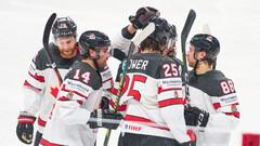 ЧМ по хоккею. Канада и Швеция добыли свои вторые победы на турнире